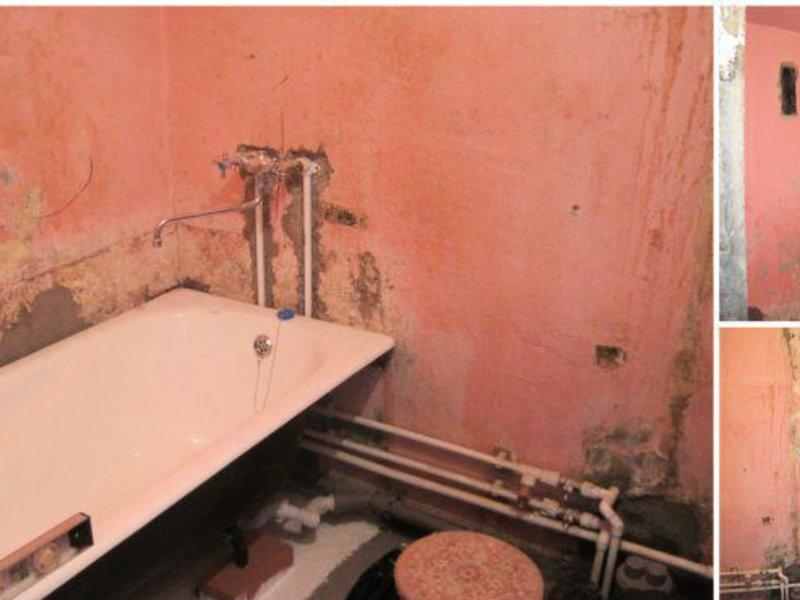 Ванная комната косметический ремонт своими руками 106
